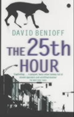 """The 25th hour"" av David Benioff"