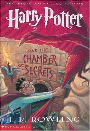 """""""Harry Potter and the Chamber of Secrets (Book 2)"""" av J. K. Rowling"""