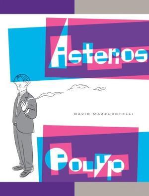 """Asterios Polyp"" av David Mazzucchelli"