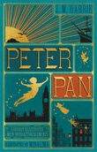 """""""Peter Pan - (Illustrated with Interactive Elements)"""" av J.M. Barry"""