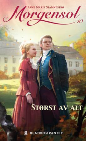 """""""Størst av alt"""" av Anne Marie Stamnestrø"""