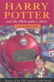 """""""Harry Potter and the philosopher's stone"""" av J.K. Rowling"""