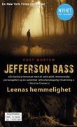 """""""Leenas hemmelighet"""" av Jefferson Bass"""