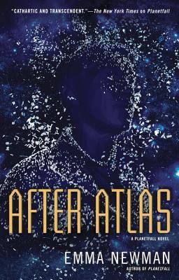 """""""After atlas - Planetfall #2"""" av Emma Newman"""