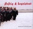 """""""Heftig og begeistret"""" av Kjell Berg"""