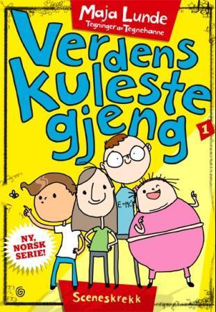 """""""Sceneskrekk"""" av Maja Lunde"""