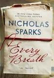 """""""Every breath"""" av Nicholas Sparks"""