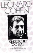 """""""Kjærlighet og hat"""" av Leonard Cohen"""