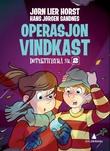 """""""Operasjon Vindkast"""" av Jørn Lier Horst"""