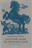 Omslagsbilde av Gullivers reise til hestenes land (Gullivers reiser)