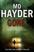 """""""Gone"""" av Mo Hayder"""