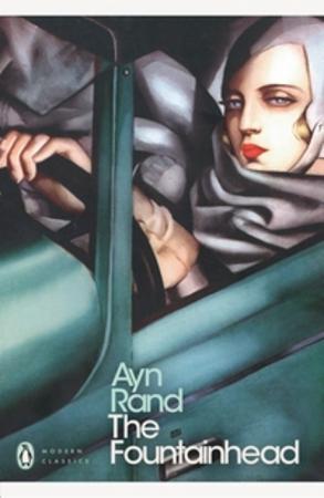 """""""The fountainhead"""" av Ayn Rand"""
