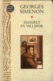 """""""Maigret på villspor"""" av Georges Simenon"""