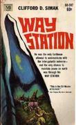 """""""Way Station"""" av Clifford D. Simak"""