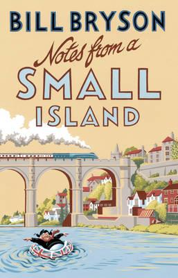 """""""Notes from a small island"""" av Bill Bryson"""