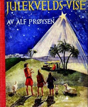 """""""Julekveldsvise"""" av Alf Prøysen"""