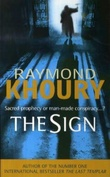 """The sign"" av Raymond Khoury"