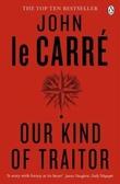"""""""Our kind of traitor"""" av John Le Carré"""