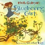 """""""Blueberry girl"""" av Neil Gaiman"""