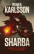 """""""Sharba - thriller"""" av Ørjan N. Karlsson"""