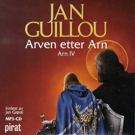 """""""Arven etter Arn - Arn IV"""" av Jan Guillou"""