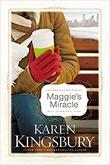 """""""Maggie's Miracle - The Red Gloves #2"""" av Karen Kingsbury"""