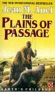 """The plains of passage - earth's children"" av Jean M. Auel"