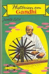 """""""Historien om Gandhi"""" av Jeanette Eaton"""