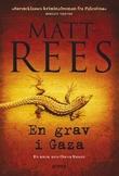 """""""En grav i Gaza"""" av Matt Rees"""