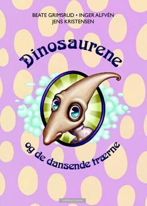 """""""Dinosaurene og de dansende trærne"""" av Beate Grimsrud"""