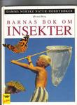 """""""Barnas bok om insekter"""" av Øivind Berg"""