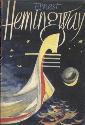 """""""Across The River And Into The Trees."""" av Hemingway Ernest"""