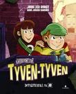 """""""Jakten på Tyven-tyven"""" av Jørn Lier Horst"""