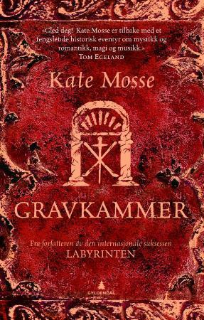 """""""Gravkammer"""" av Kate Mosse"""
