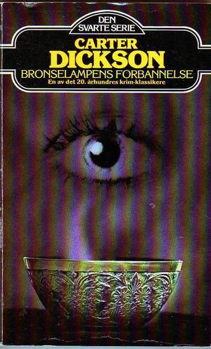 """""""Bronselampens forbannelse"""" av Carter Dickson"""