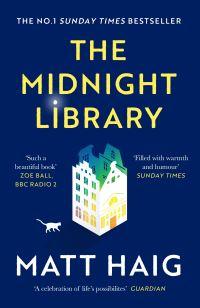 """""""The midnight library"""" av Matt Haig"""