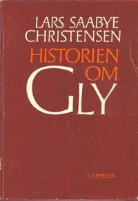 """""""Historien om Gly - Dikt/prosa"""" av Lars Saabye Christensen"""