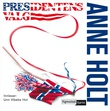 """""""Presidentens valg"""" av Anne Holt"""