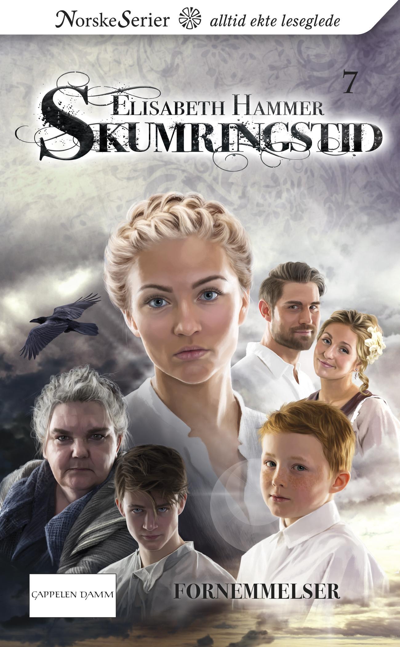 """""""Fornemmelser"""" av Elisabeth Hammer"""