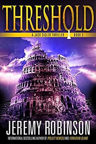"""""""Threshold"""" av Jeremy Robinson"""