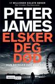 """""""Elsker deg død"""" av Peter James"""