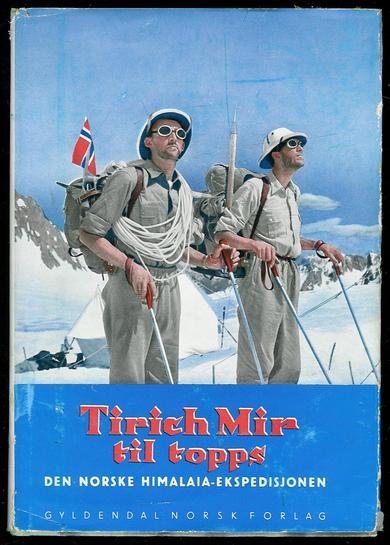 """""""Tirich Mir Til Tops"""" av Den Norske Himalaia-Ekspedisjonen"""
