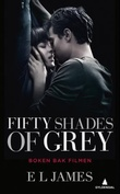 """Fifty shades of grey"" av E.L. James"