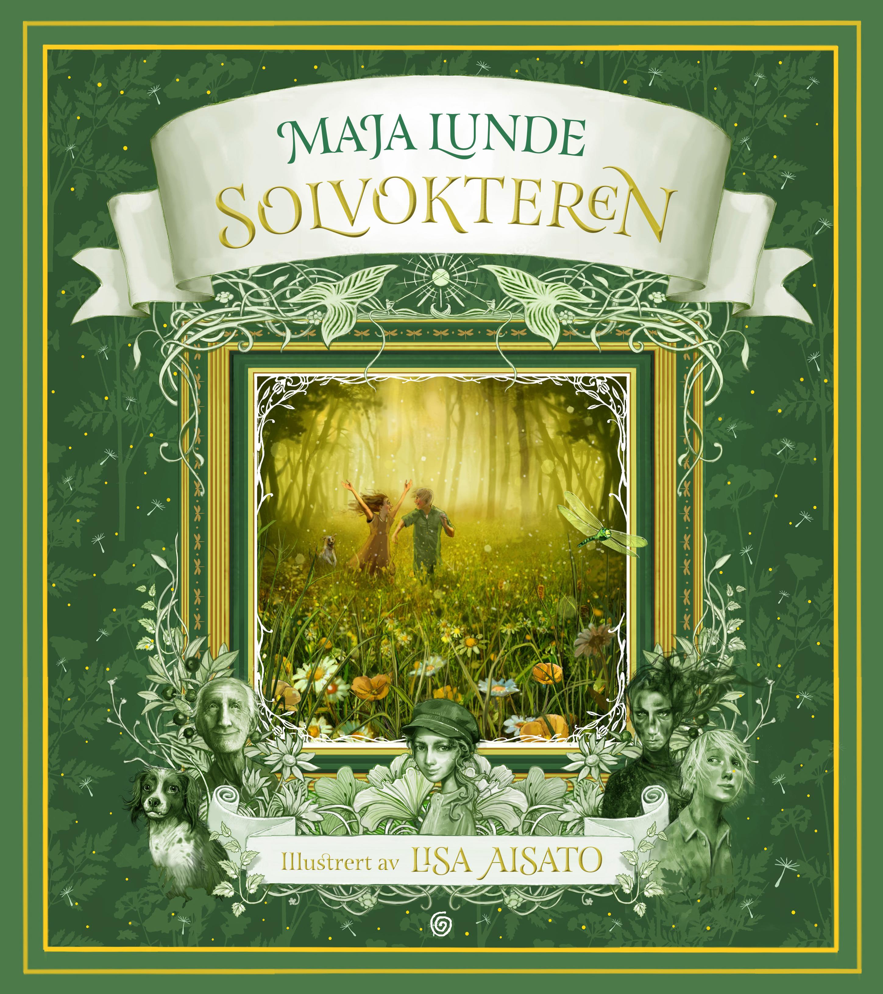 """""""Solvokteren"""" av Maja Lunde"""