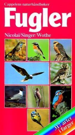 """""""Fugler - 317 arter i farger"""" av Jürgen Nicolai"""