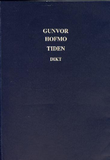 """Tiden"" av Gunvor Hofmo"