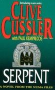 """""""Serpent - a novel from the NUMA files"""" av Clive Cussler"""