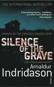"""""""Silence of the grave - a Reykjavik murder mystery"""" av Arnaldur Indridason"""