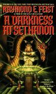 """A darkness at Sethanon"" av Raymond E. Feist"