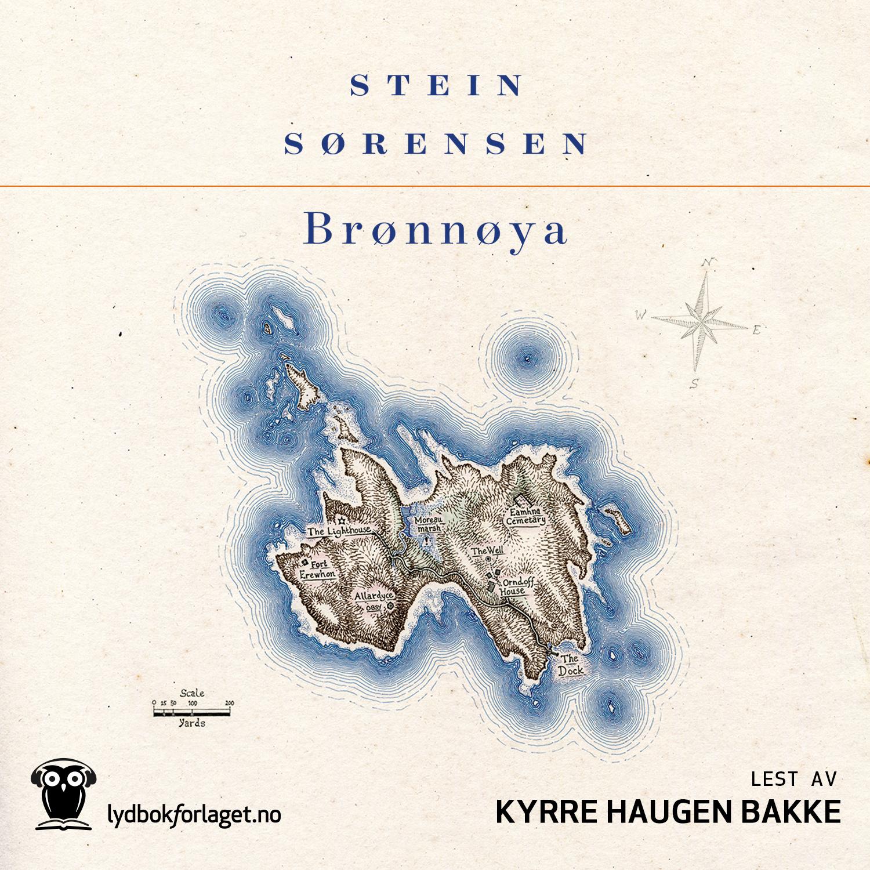 """""""Brønnøya"""" av Stein Sørensen"""